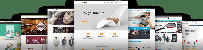 Free WooCommerce WordPress Theme - WooVina