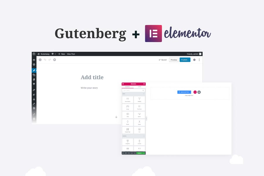 Image result for Elementor Blocks for Gutenberg