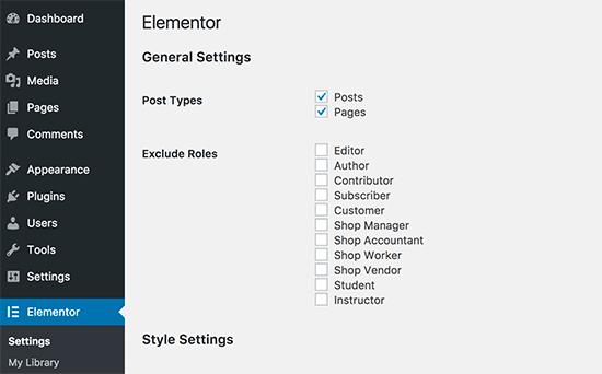 How to Create Custom WordPress Layouts With Elementor - WooVina