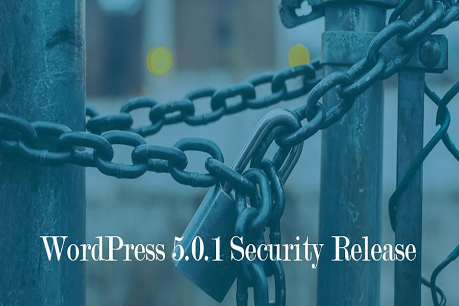 WordPress 5.0.1 Security Release is Now Available