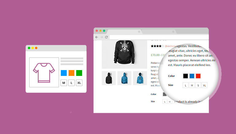 Best Variation Swatches plugins for WooCommerce - WooVina