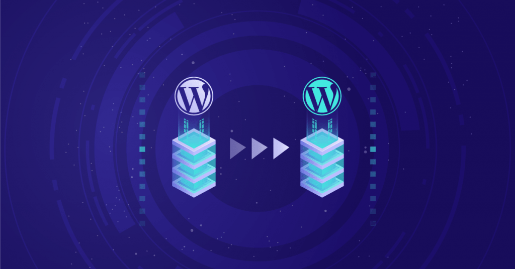 How to migrate WordPress site built with WooVina