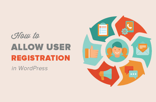 How to Allow User Registration in WordPress Website