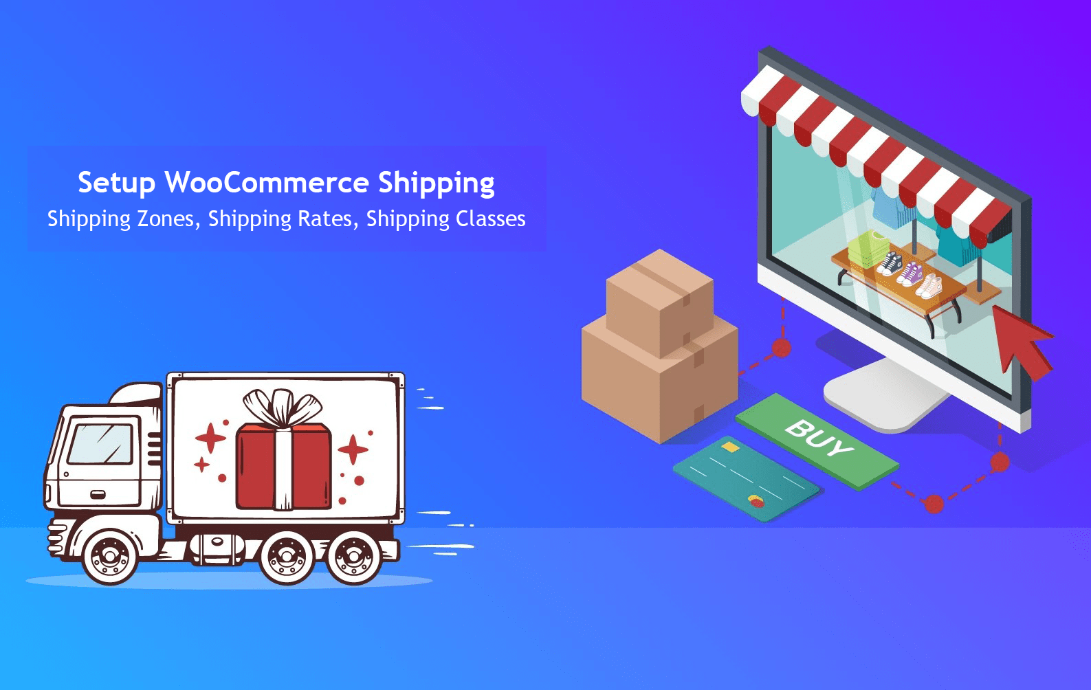 How to set up Shipping Zones, Shipping Rates, Shipping Classes in WooCommerce